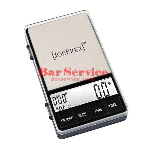 Весы баристаJoeFrex с таймером 1000г в Благовещенске