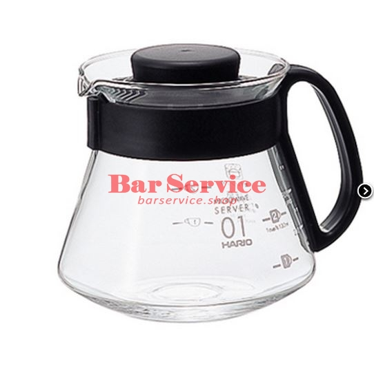 Чайник сервировочный 360ml XVD-36B Hario в Благовещенске