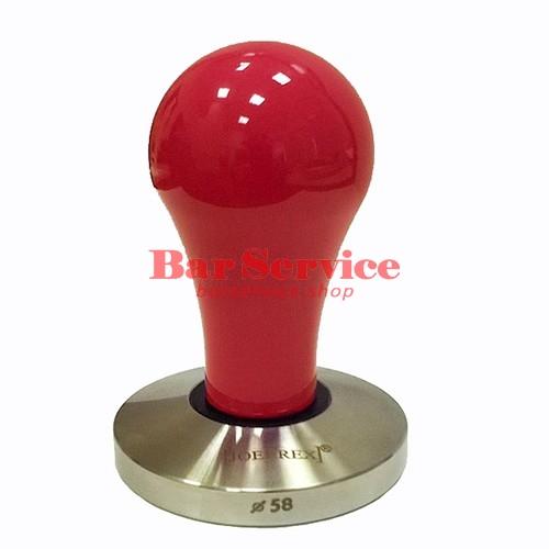 Темпер JoeFrex D53 Pop красный плоский сталь в Благовещенске