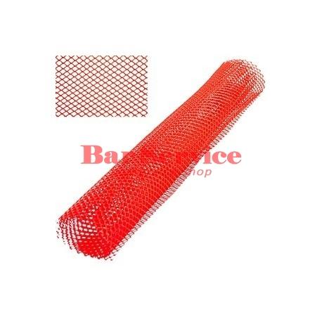 Сетка барная;  полиэтилен;  ,L=100,B=60см;  красный в Благовещенске