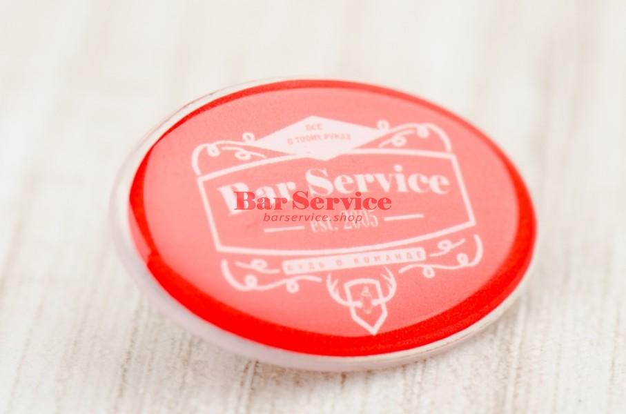 Значок Bar Service в Благовещенске