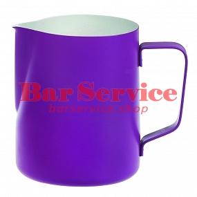 Питчер металлический фиолетовый 0.6л в Благовещенске