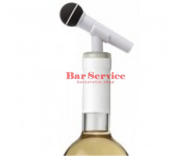 Пробка для бутылки Микрофон в Благовещенске